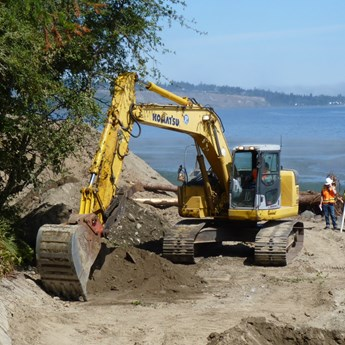 Fort Townsend Nearshore Restoration